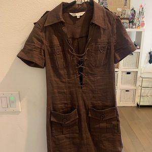 Trina Turk Linen Dress